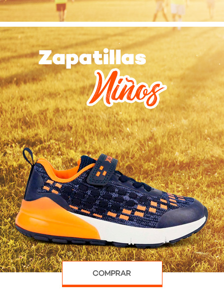 Zapatillas de niño con envío gratis en modalia.com