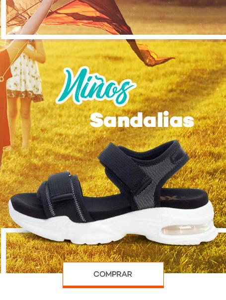 Sandalias de niño con envío gratis en modalia.com