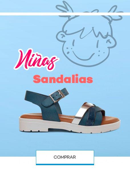 Sandalias con envío gratis en modalia.com