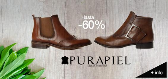 Purapiel shoes online Moda con envío gratis