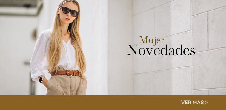 Novedades mujer con envío gratis en modalia.com