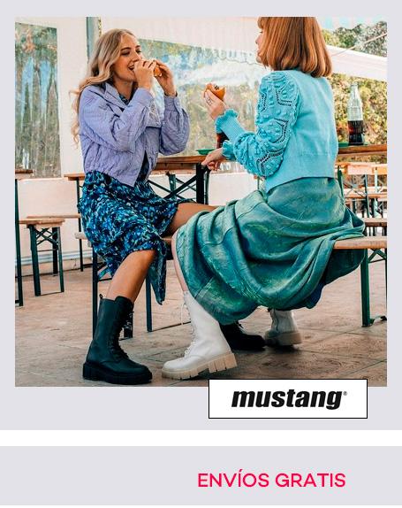 Mustang con envío gratis en modalia.com