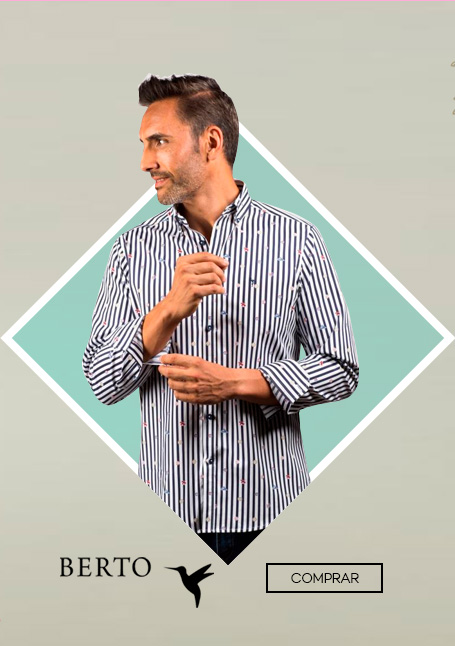 Berto textil con envío gratis en modalia.com