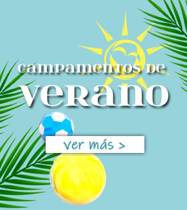 Campamentos de Verano con envío gratis en modalia.com