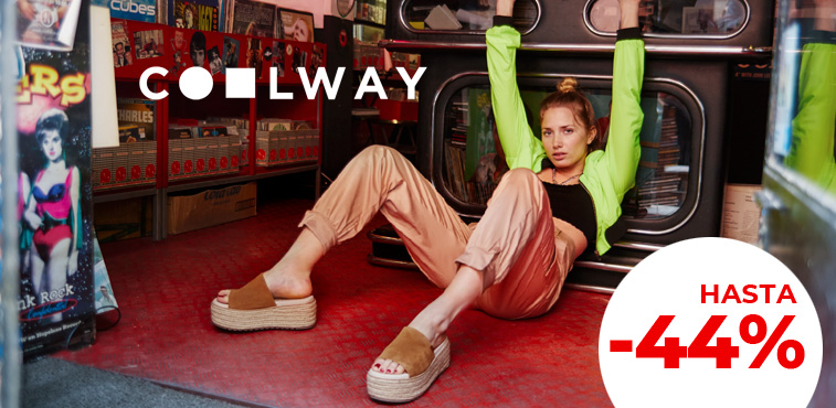 Coolway con envio gratis en modalia.com