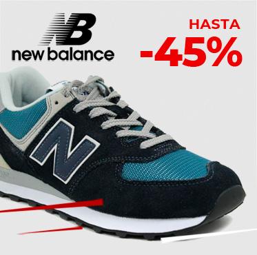 New Balance con envío gratis en modalia.com