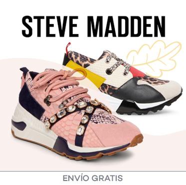 Steve Madden con envío gratis en modalia.com
