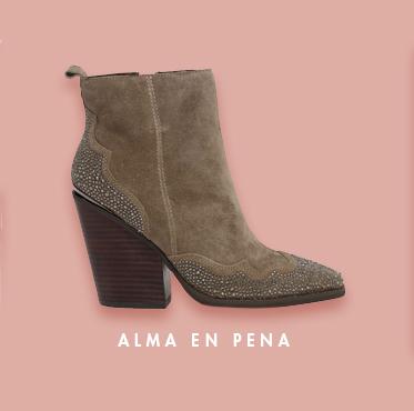 Botines mujer Alma en pena con envío gratis en modalia.com
