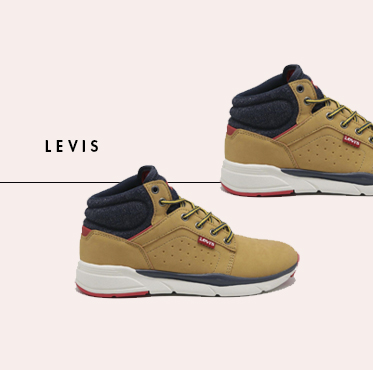 Calzado infantil Levis con envío gratis en modalia.com