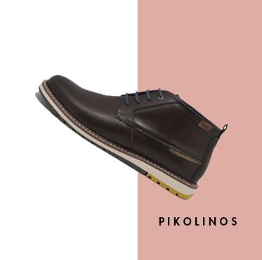 Botas hombre Pikolinos con envío gratis en modalia.com