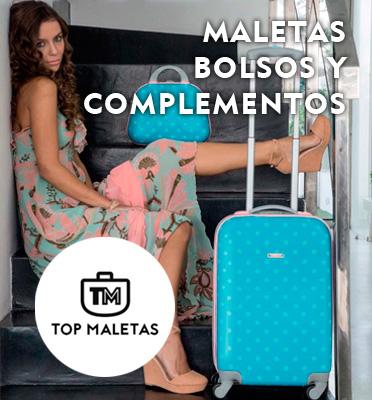 Top Maletas con envío gratis en modalia.com