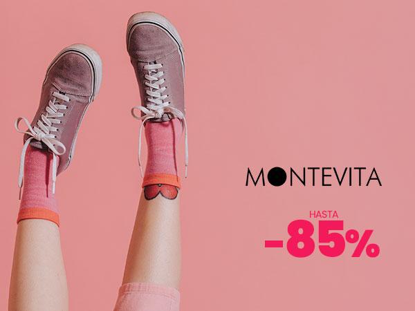 Rebajas Montevita con envío gratis en modalia.com