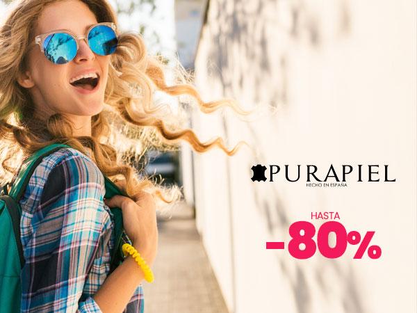 Rebajas Purapiel con envío gratis en modalia.com