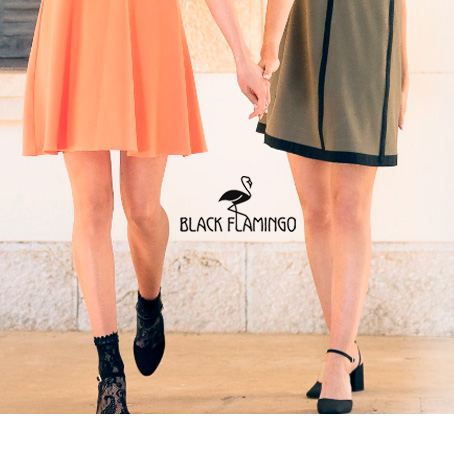 Black Flamingo con envío gratis en modalia.com