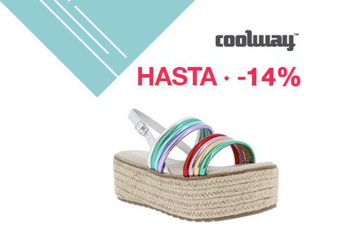 Zapatillas Coolway con envío gratis en modalia.com