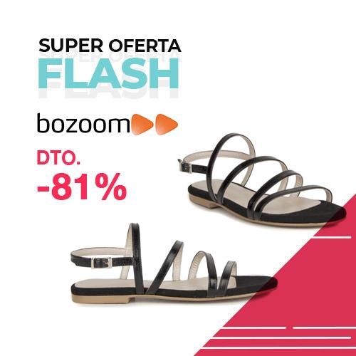 Super oferta flash bozoom con envío gratis en modalia.com