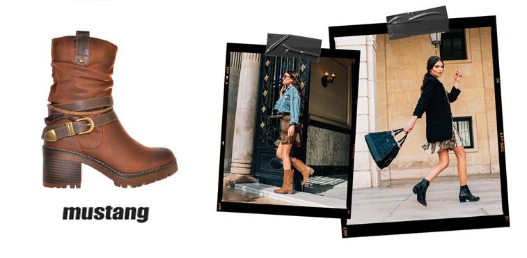 Mustang shoes con envío gratis en modalia.com