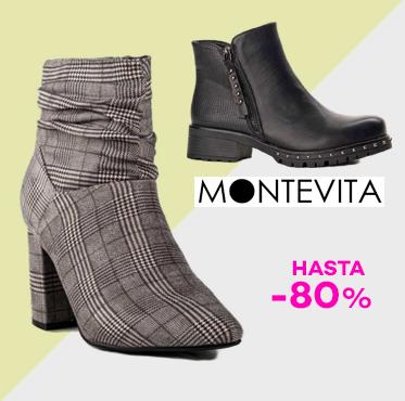 Calzado Montevita con envío gratis en modalia.com