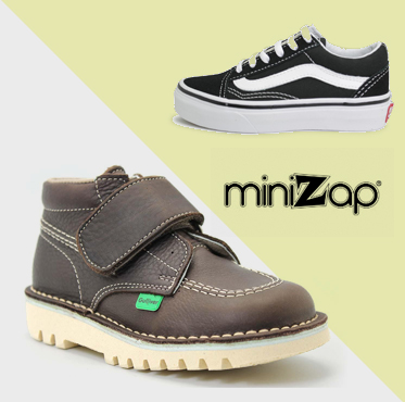 Calzado infantil 2019 Minizap con envío gratis en modalia.com