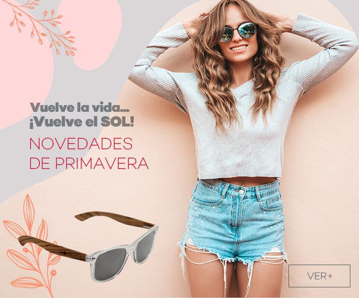 Primavera made in spain con envío gratis en modalia.com