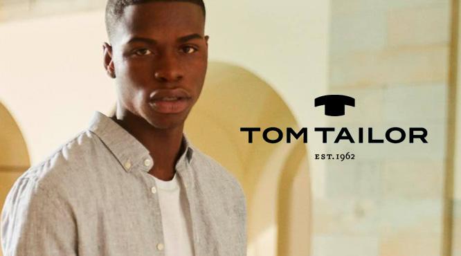 Tom Tailor con envío gratis en modalia.com