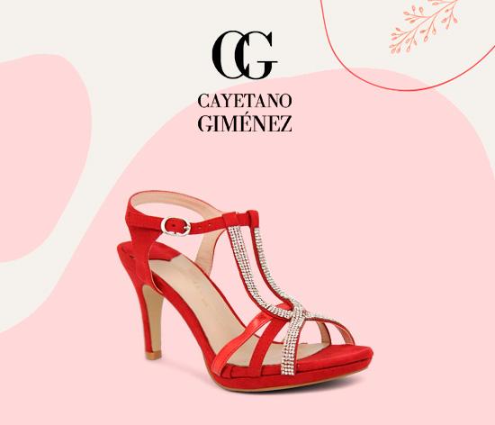 Cayetano Giménez con envío gratis en modalia.com