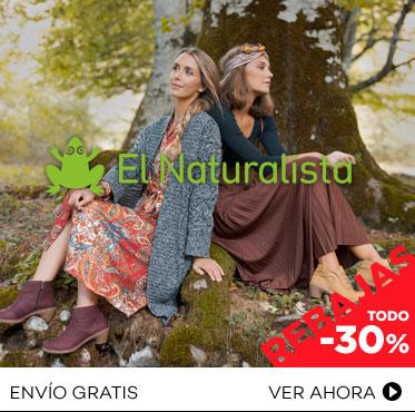 Rebajas El Naturalista con envío gratis en modalia.com