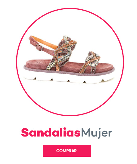 Rebajas mujer sandalias con envío gratis en modalia.com