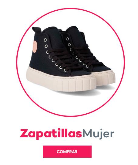 Rebajas mujer zapatillas con envío gratis en modalia.com