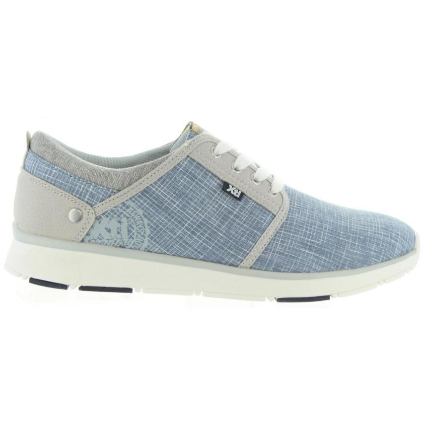 Xti 46477 Nylon Azul Azul-90613938