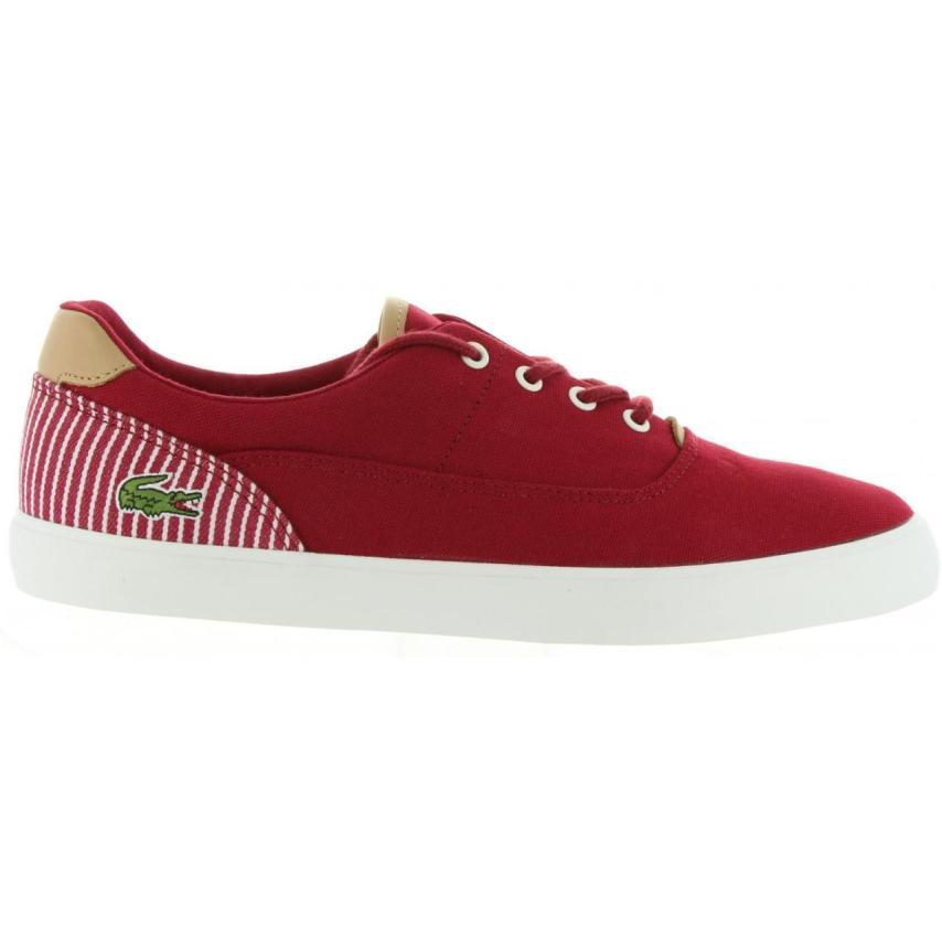 Lacoste 33cam1075 Jouer 112 Dk Red Rojo-94743118