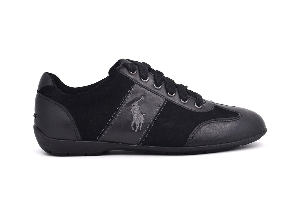 Polo Ralph Lauren Lewes Negro-114908-PRL31