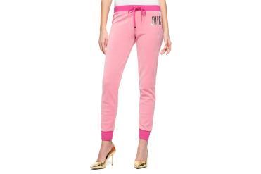 Juicy Couture Pantalón Deportivo Rosa