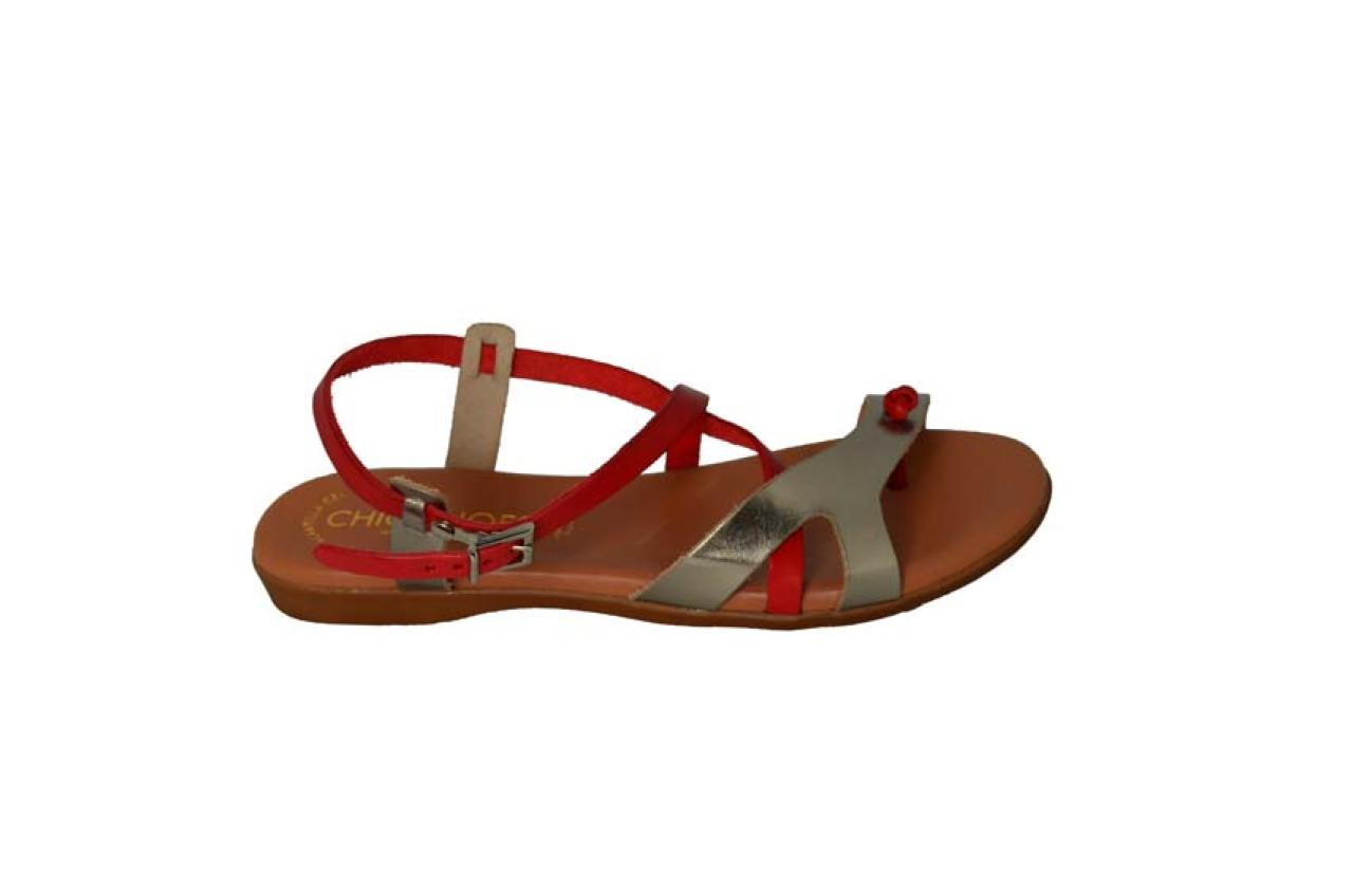 Oh My Sandals 3863 Rojos-497-31-3863
