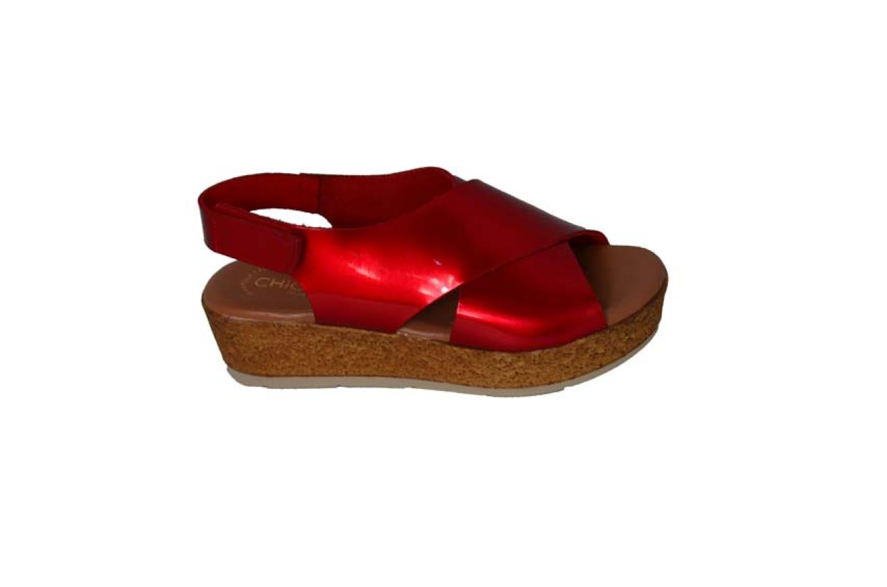 Oh My Sandals 3879 Rojo-5-31-3879