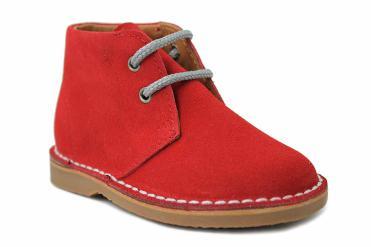 Papanatas Bota Cordón Rojo