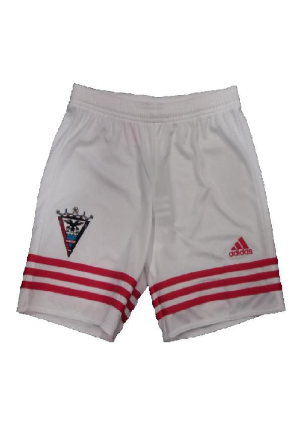 C.d. Mirandes Pantalon Entreno Adidas Blanco 15/16