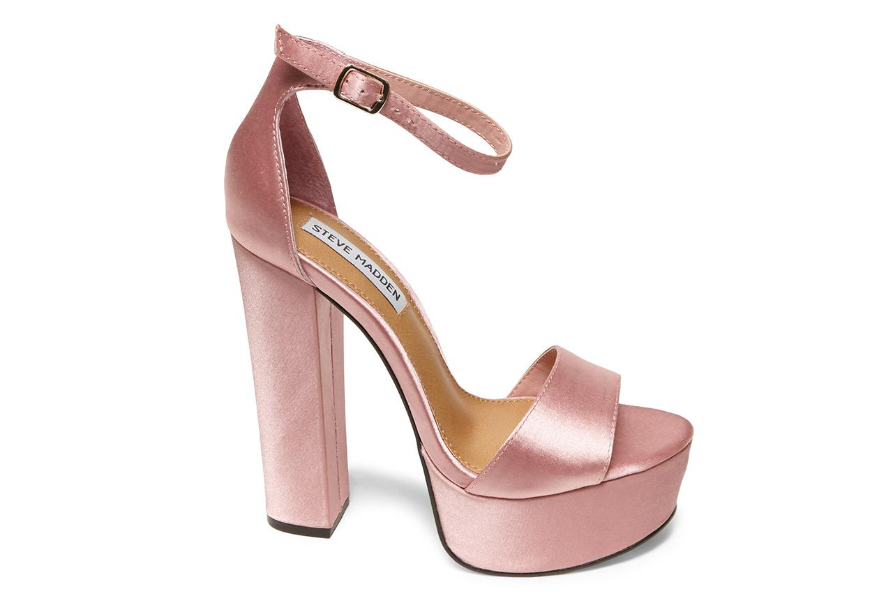 Zapatos de salón de mujer Steve Madden en ante color f... SOqHcpTIg