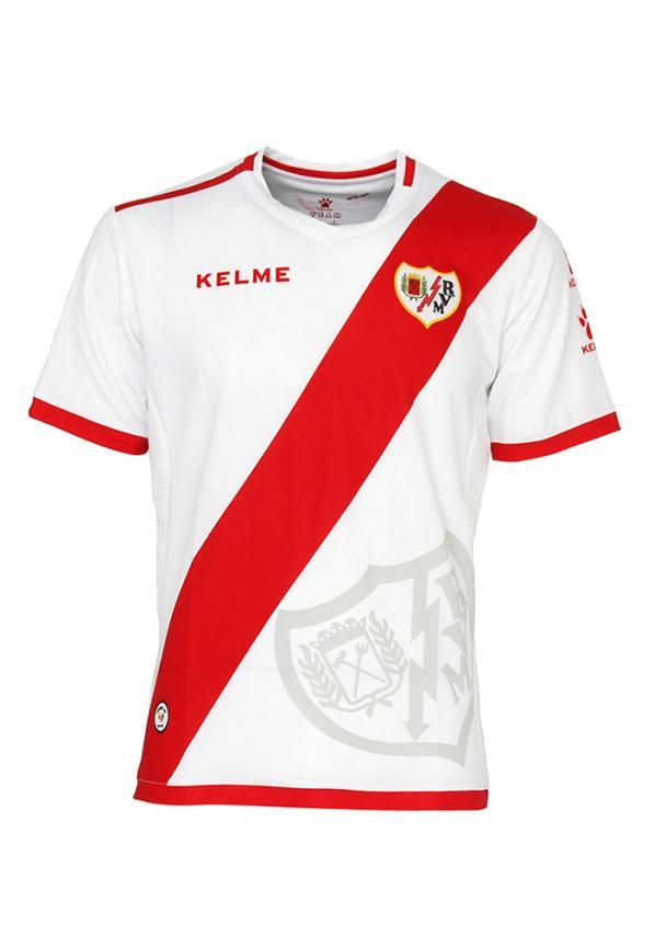 Rayo Vallecano Camiseta 1ª Equip 16 17