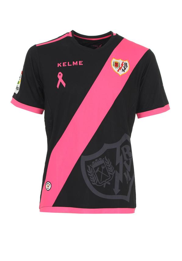 Rayo Vallecano Camiseta 2ª Equip.sr Donativo 5€ 1617