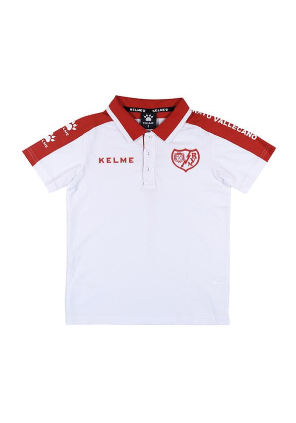 Rayo Vallecano Polo  Paseo Jr 1718