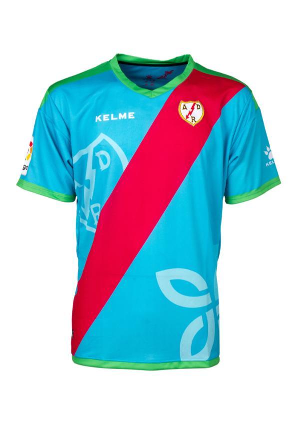 Rayo Vallecano Camiseta 3º Equip. Sr 1819 Donativo 5€