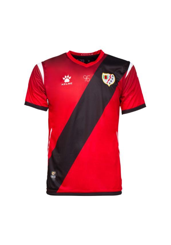 Rayo Vallecano Camiseta 2º Equip.19/20 Sr