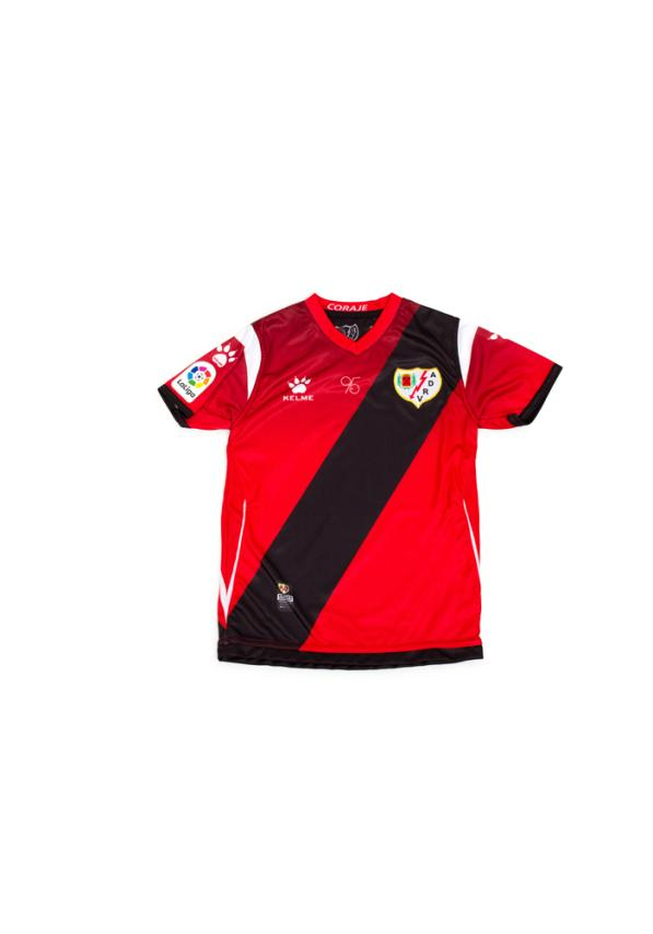 Rayo Vallecano Camiseta 2º Equip.19/20 Jr
