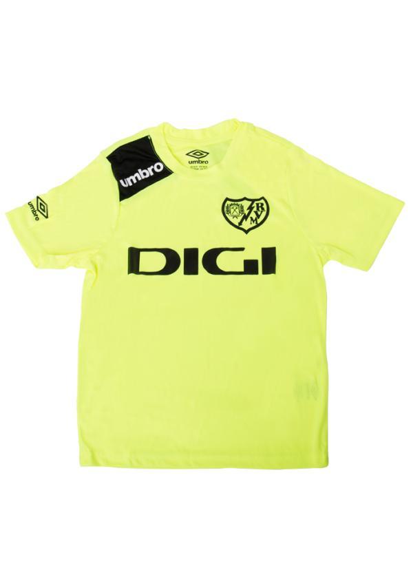 Rayo Vallecano Camiseta Entreno Jr 2021