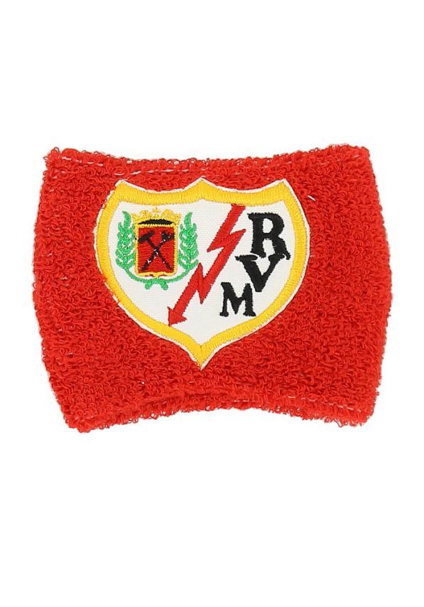 Rayo Vallecano Muñequera Rayo Vallecano Rojo