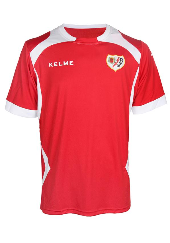 Rayo Vallecano Camiseta Entreno Sr 15/16