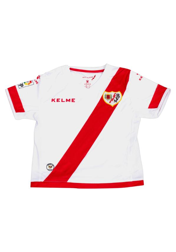 Rayo Vallecano Mini Kit Niño 15 16