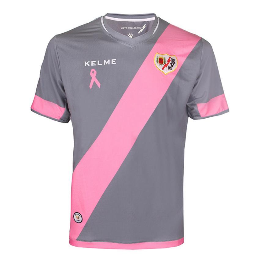0d0cfe0e54ca7 Kelme Camiseta Tercera Sp 2015-2016
