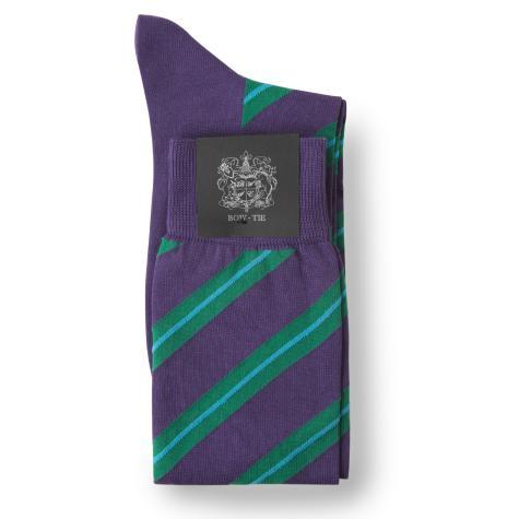 Bow Tie Socks Xxv